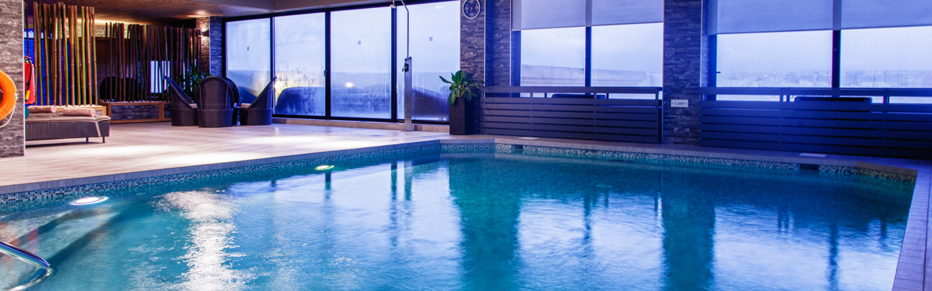 AX The Victoria Hotel - Indoor Pool