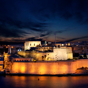 Fort St.Angelo