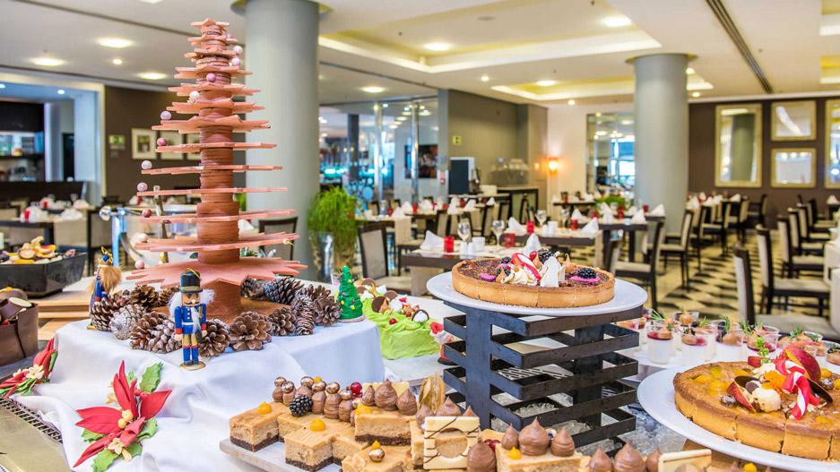 AX Hotels - Christmas Buffet Parties