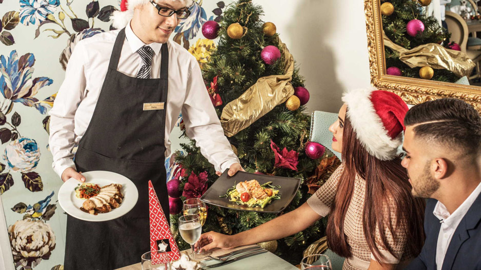 AX Hotels - Christmas Dinner Parties