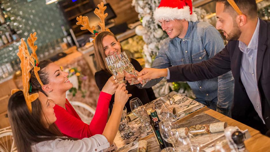 AX Hotels - Christmas at Luzzu
